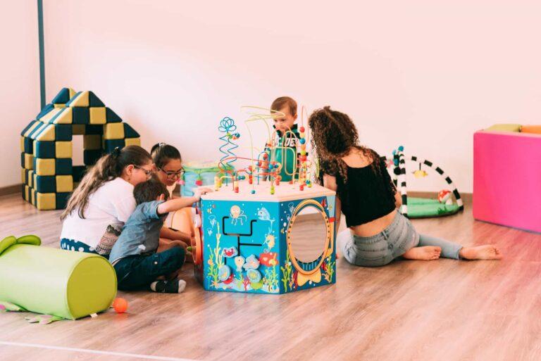 bambini - asilo nido - ludoteca - aiuto compiti - nasinsù - modica